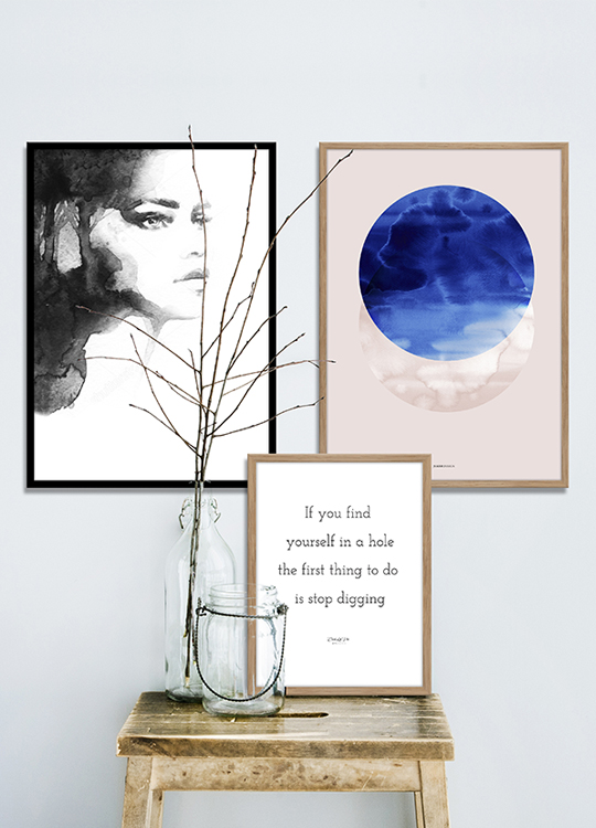 LADY OF LIGHT INTERIØR, artrrom, Artroom, nettgalleri, postere, bilder, rammer, plakater