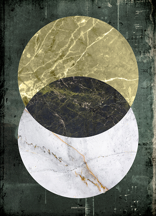 MARBLE RUSTIC POSTER