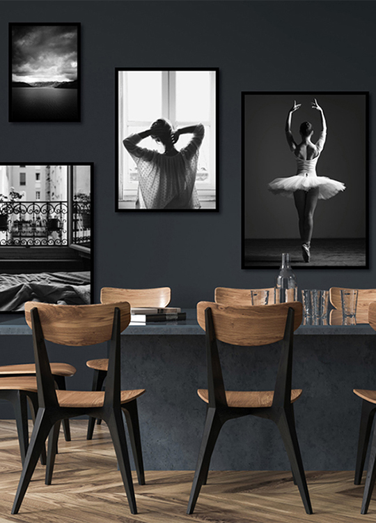 Stilig Interiørtips - Få inspirasjon til din veggdekor | Artroom FN-07