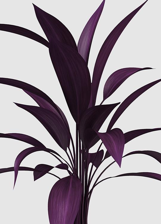 purple render poster, artroom.no