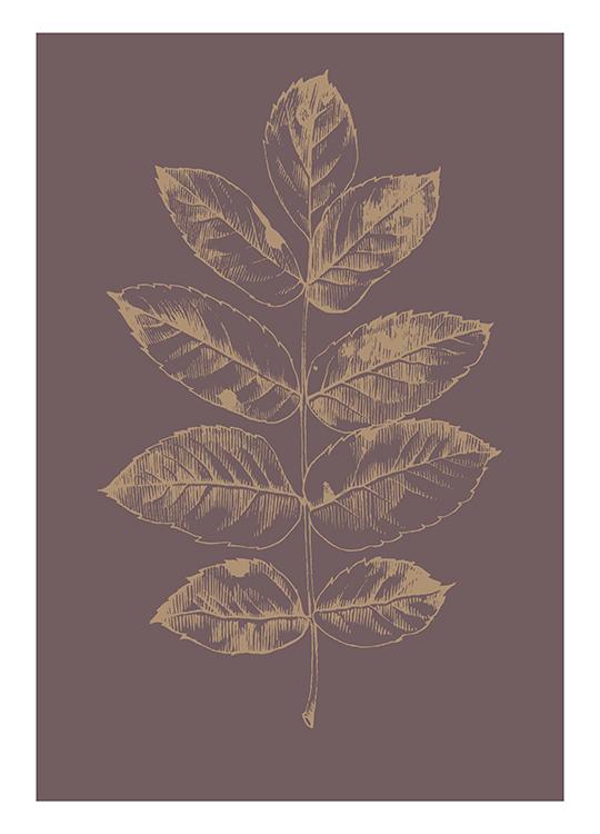 botanica 2 poster, artroom.no
