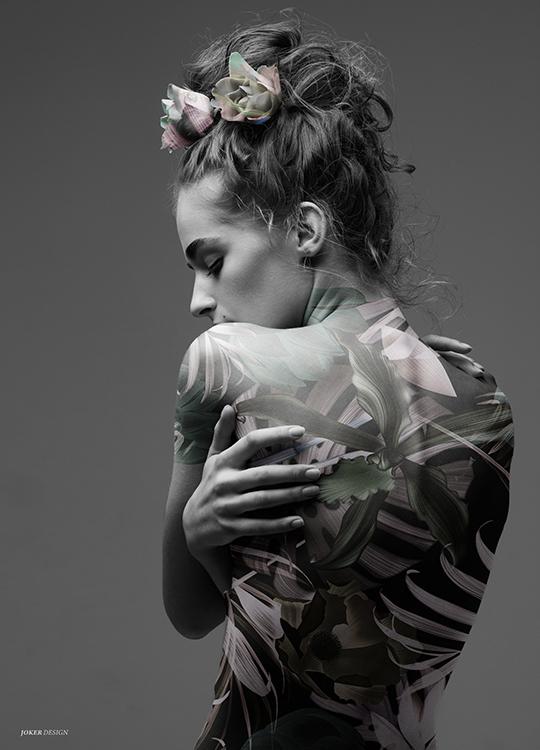jungle fashion poster, artroom.no