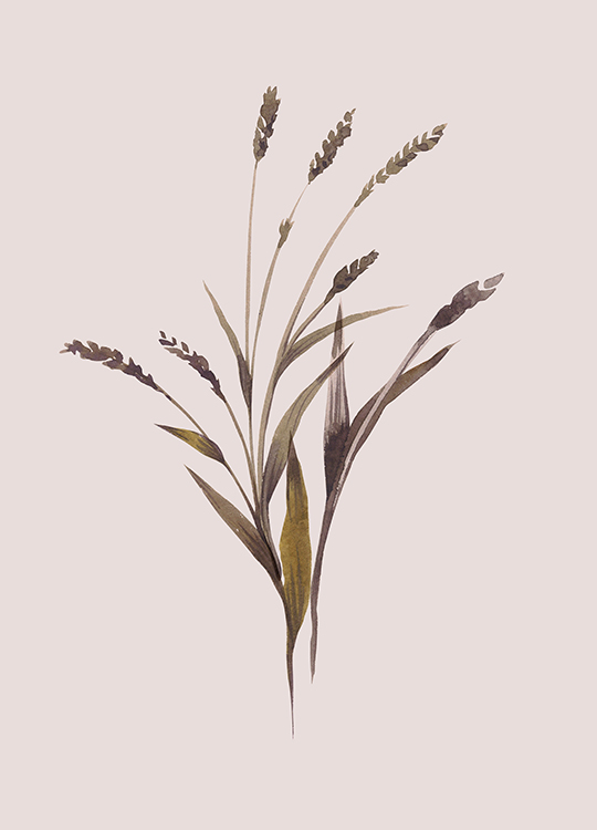wheat poster, artroom.no