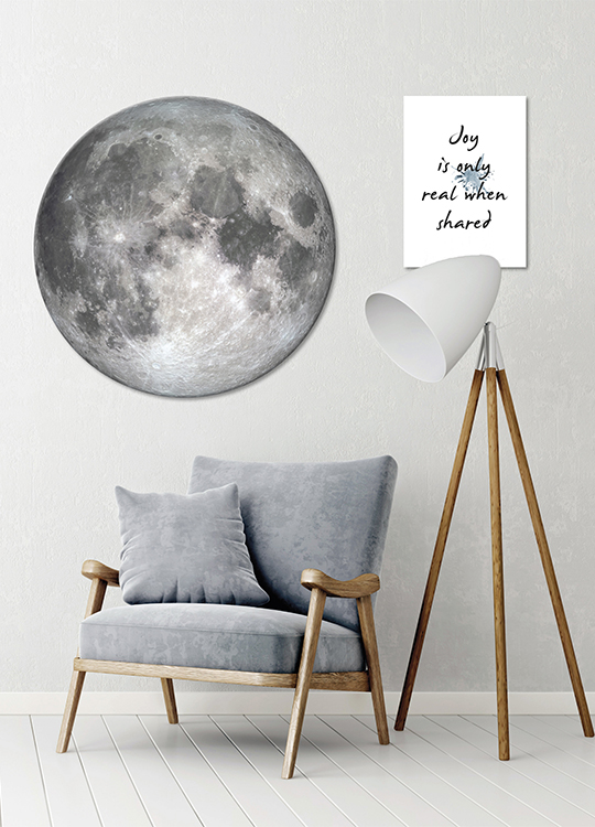 THE MOON CIRCLE ART