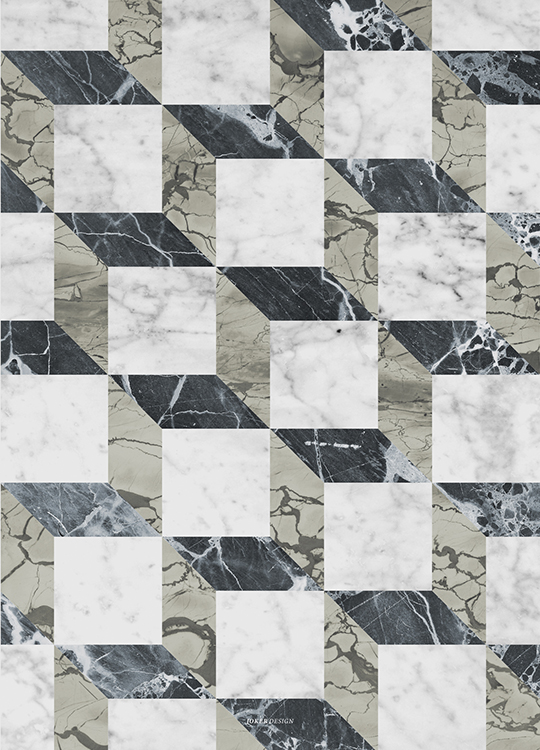 MARBLE CUBES