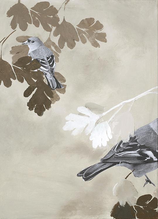 BIRD 3 POSTER, artroom.no