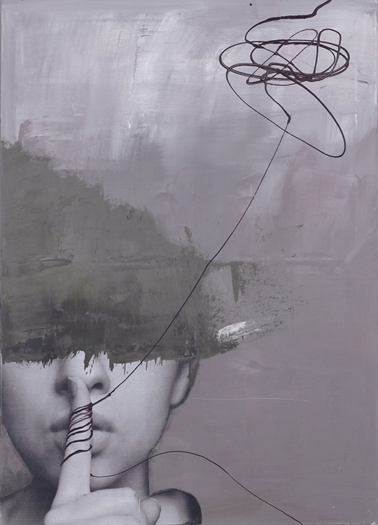 PLAYING LINE 1 POSTER, artroom.no