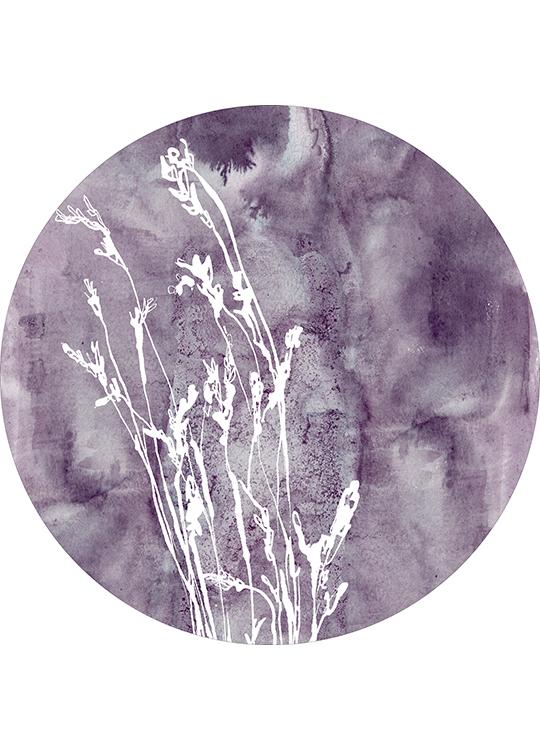 GRASS 1 CIRCLE ART