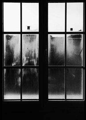 MISTED WINDOW POSTER