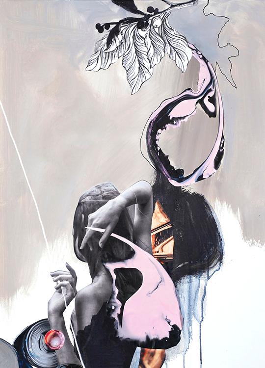 pink fluence 2 poster, artroom.no