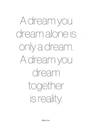 A DREAM POSTER