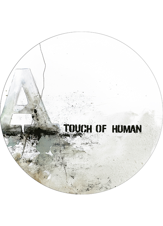TOUCH OF HUMAN CIRCLE ART, artroom.no