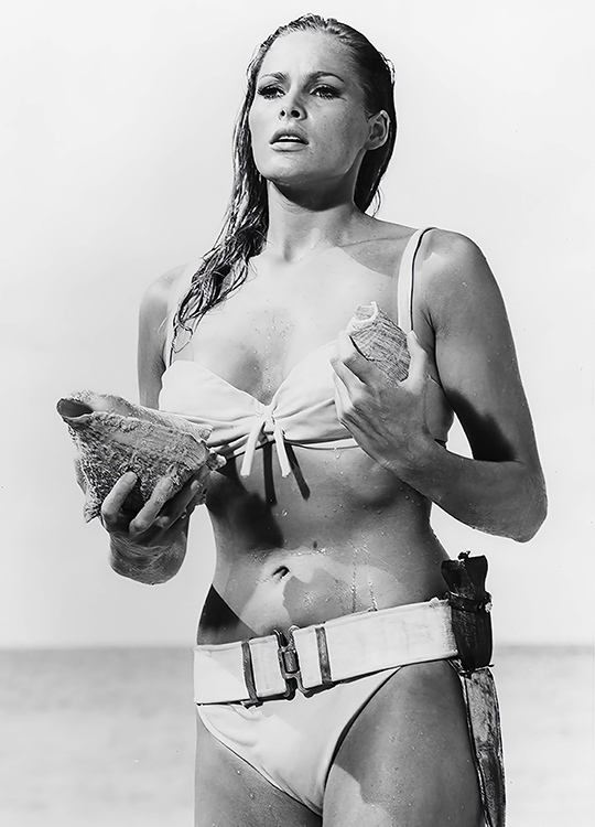 URSULA ANDRESS 2 POSTER, artroom.no