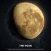 THE MOON POSTER, artroom.no